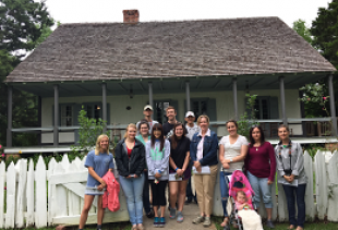 GeoTour at Jean Lafitte Acadian Cultural Center