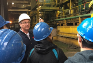 GeoTour visits Sugar Mill